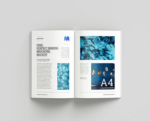کاتالوگ و بروشور - طرفه نگاران کهن